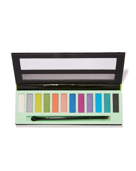 Beauty Brick Neons Eyeshadow Palette
