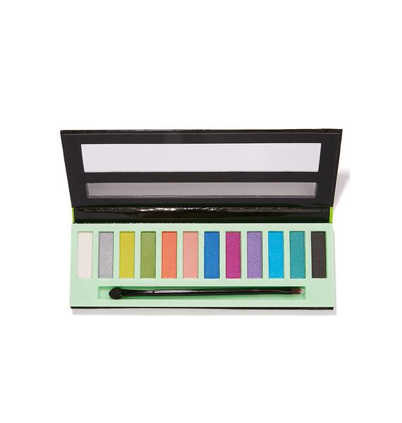 LA Girl Beauty Brick Neons Eyeshadow Palette