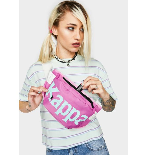 Kappa Authentic Cabala Fanny Pack