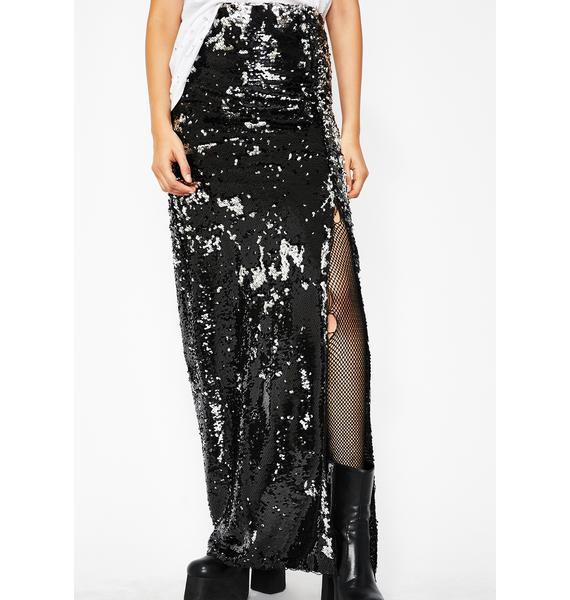 Kiki Riki Forever Shinin' Sequin Skirt