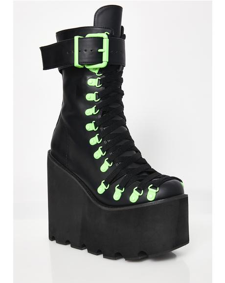Toxic Traitor Boots