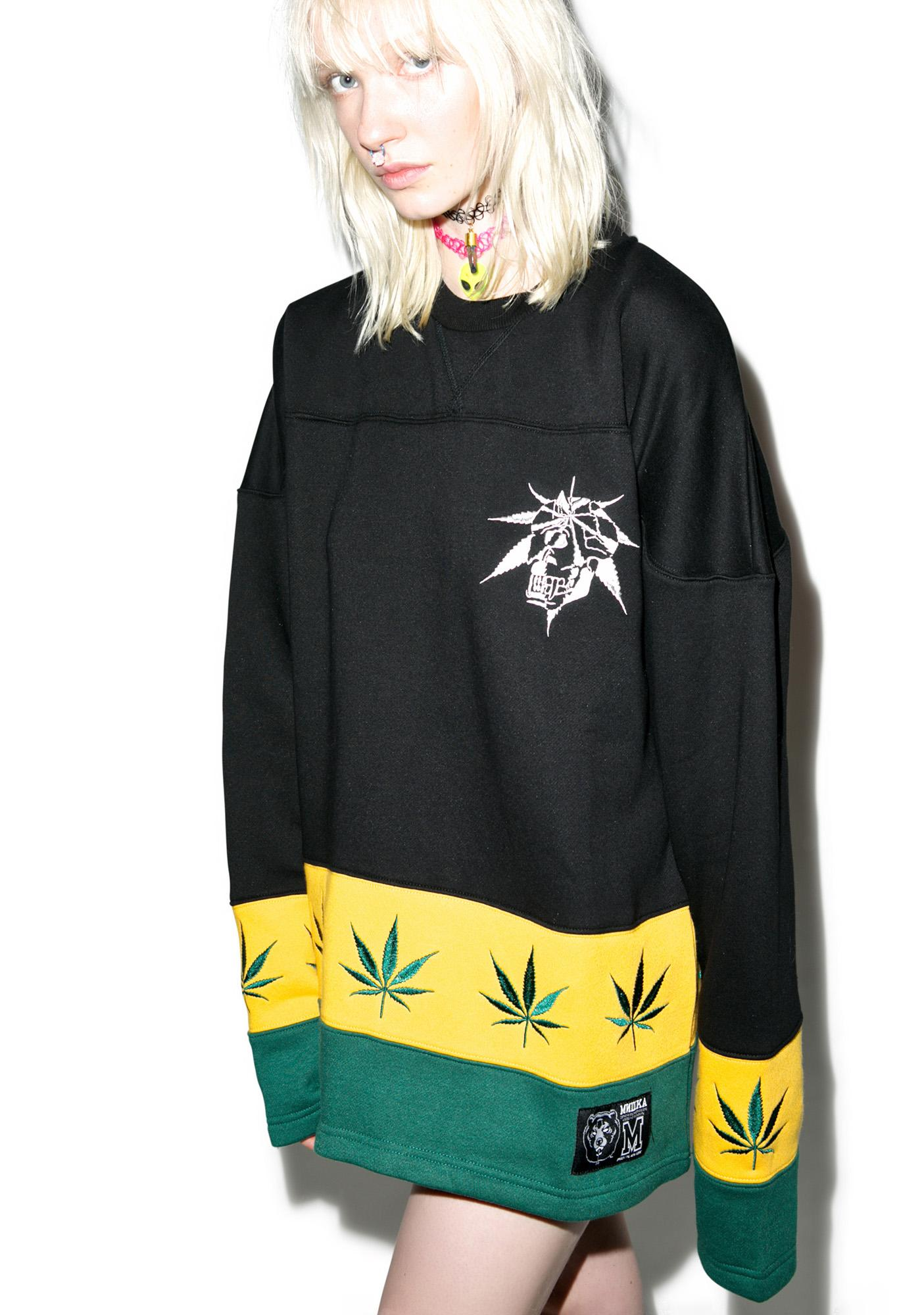 Mishka Bake Sale Crew Neck Sweater