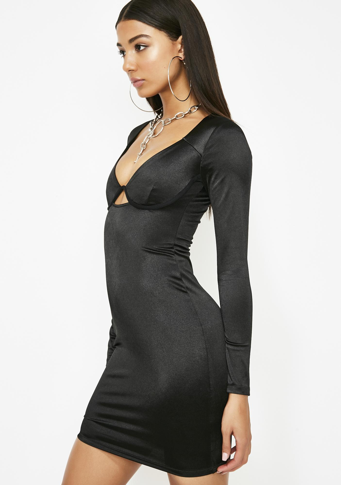Party Hoppin' Mini Dress