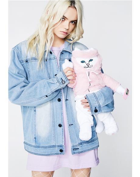 Killa Nerm Plush Doll