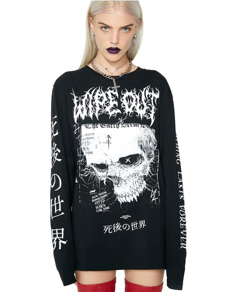 Wipe Out Long Sleeve