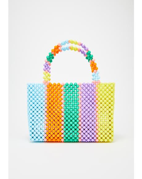 Gumdrop BB Beaded Bag