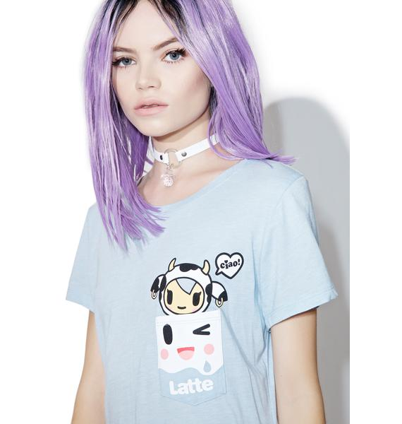 Tokidoki Latte Pocket Tee