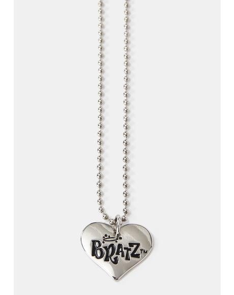 Bratz Pack Ball Chain Necklace