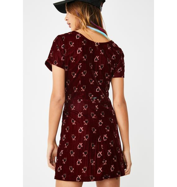 Obey Rouge Dress