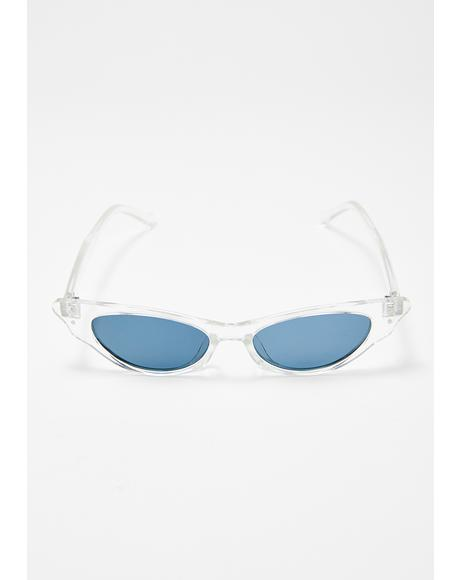 Infinite Icon Cat Eye Sunglasses
