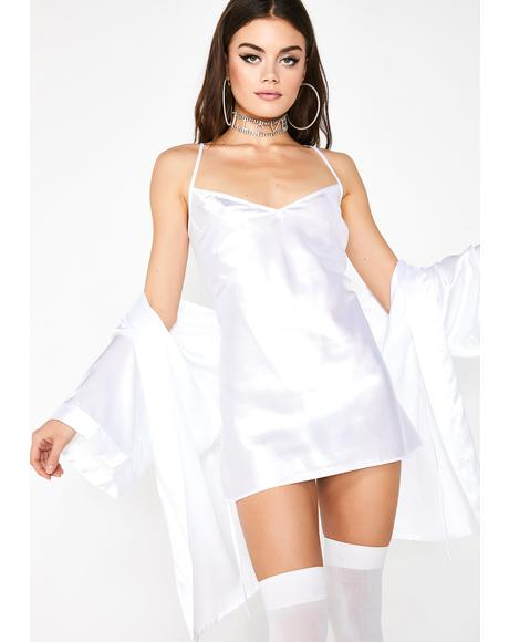 Frozen Say It Again Chemise N Robe Set