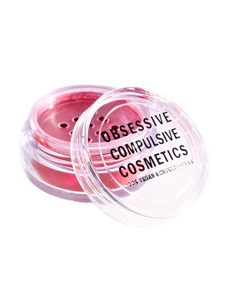 Cherry Bomb Loose Colour Concentrate