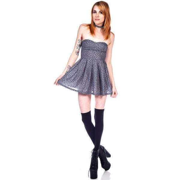 HLZBLZ x Belle of the Brawl I Know Dress