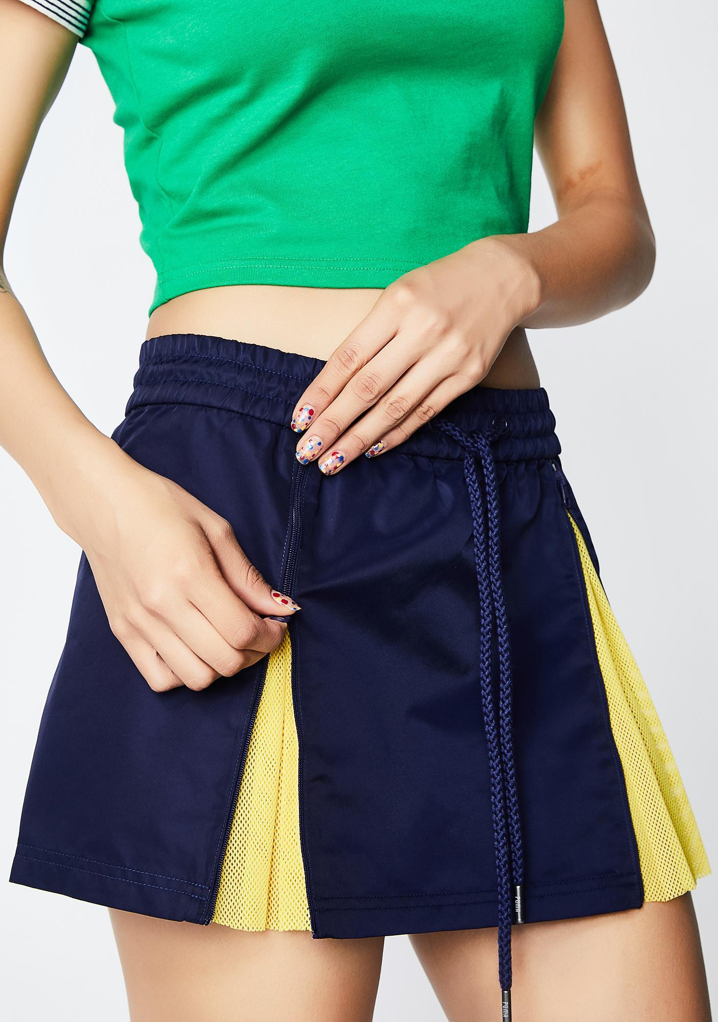 PUMA FENTY PUMA BY Rihanna Hidden Pleat Skirt