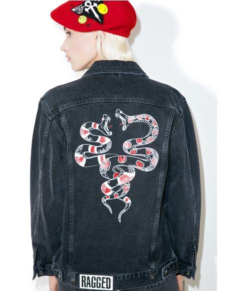 Skin Denim Jacket