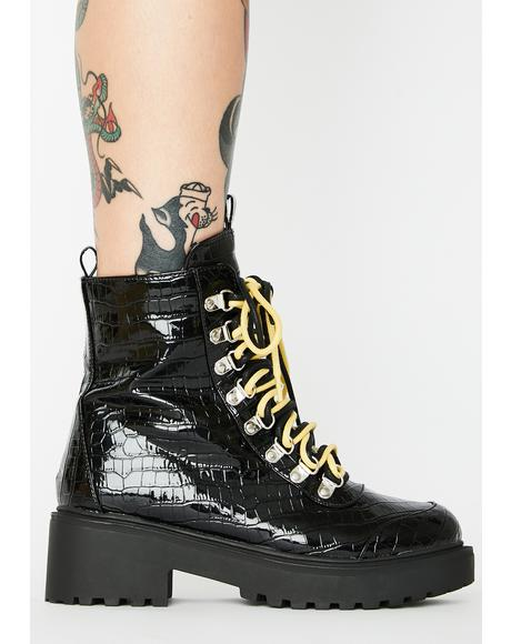 Nyla Ankle Boots