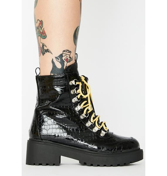 Public Desire Nyla Ankle Boots