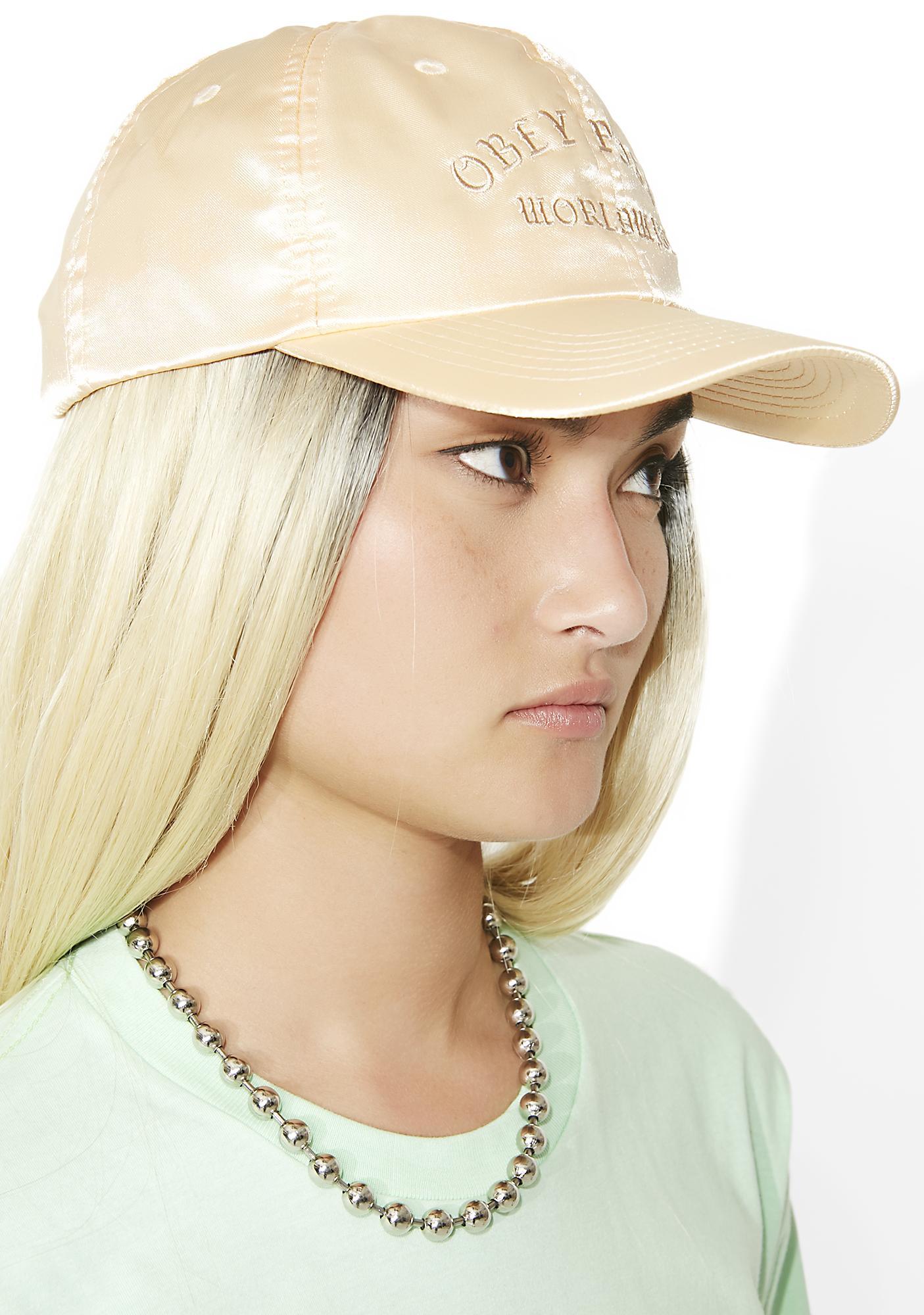 Obey Midtown Cap