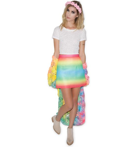 Reading Rainbows Skirt
