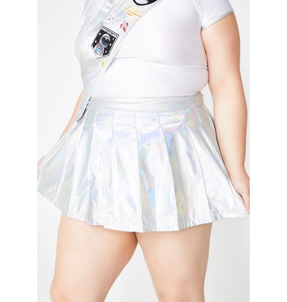 Dolls Kill Space Cadet Costume Set