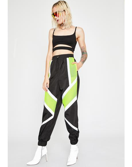 Speedway Shine Reflective Pants