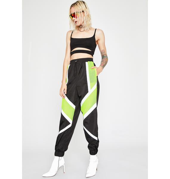 Speedway Shine Reflective Pants