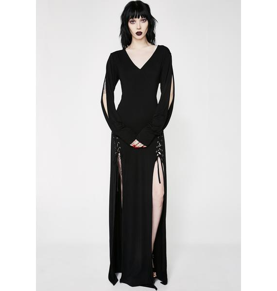 Killstar Libra Rising Maxi Dress