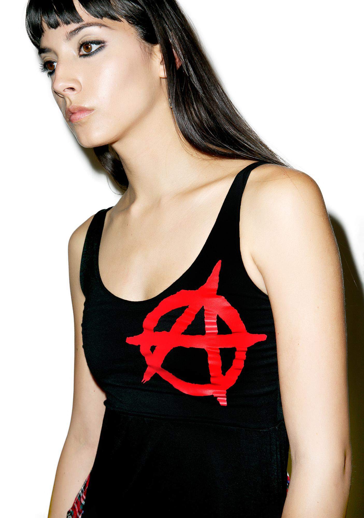 Disturbia Teen Spirit Dress