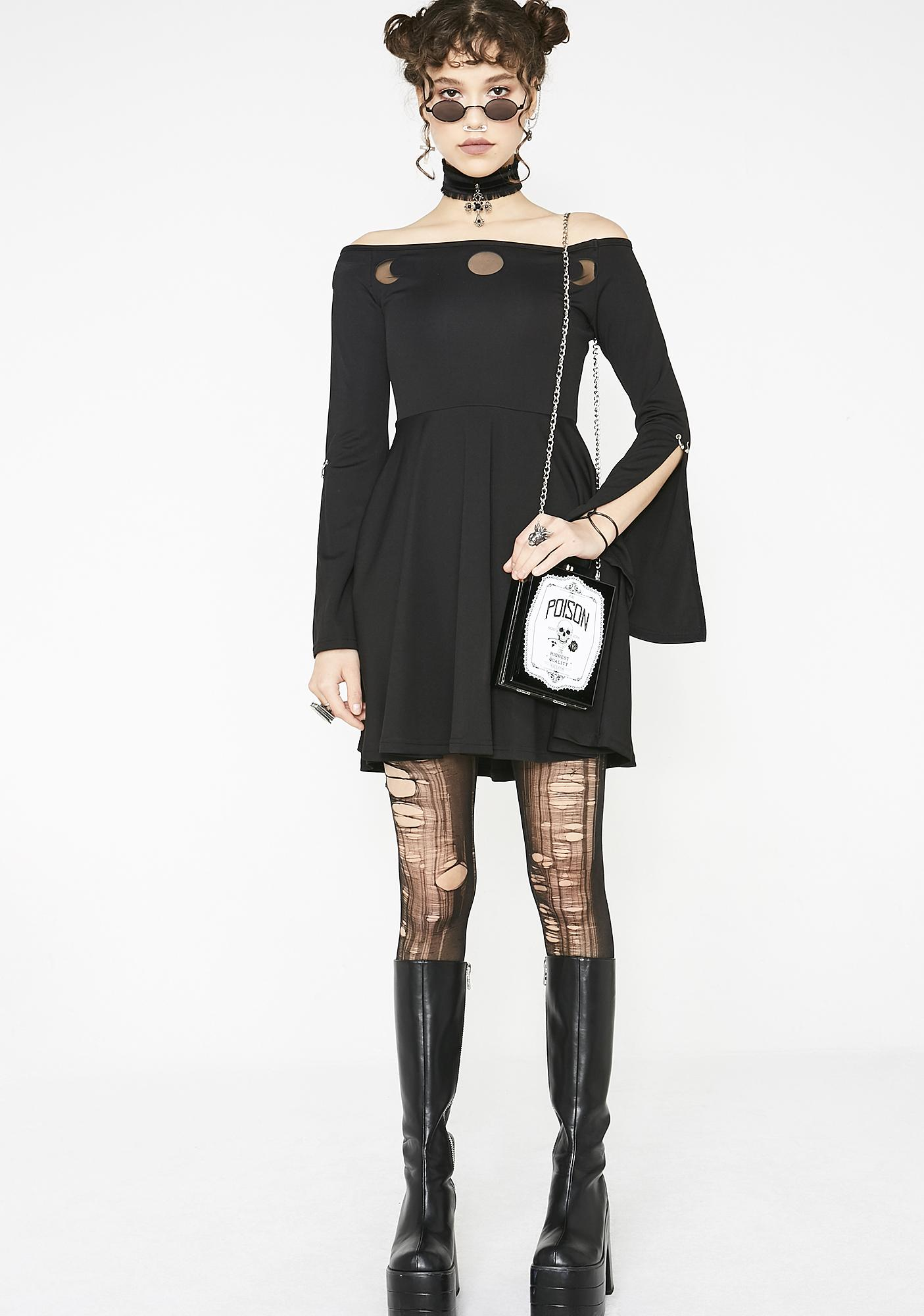 Punk Rave Astrology Series Punk Dress