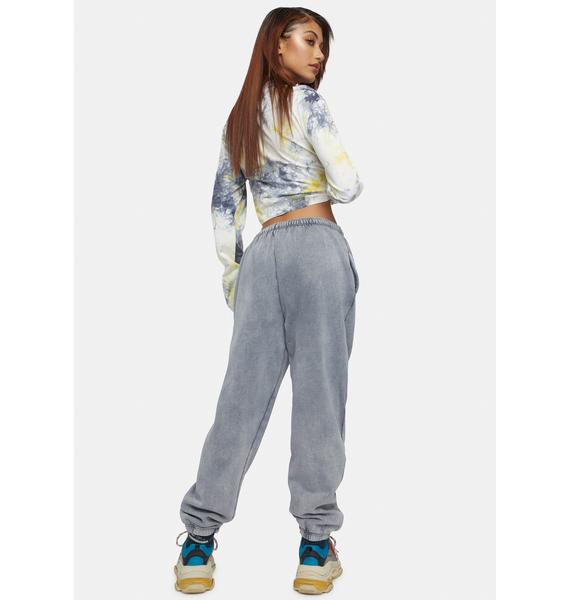 Daisy Street Megan Washed Joggers