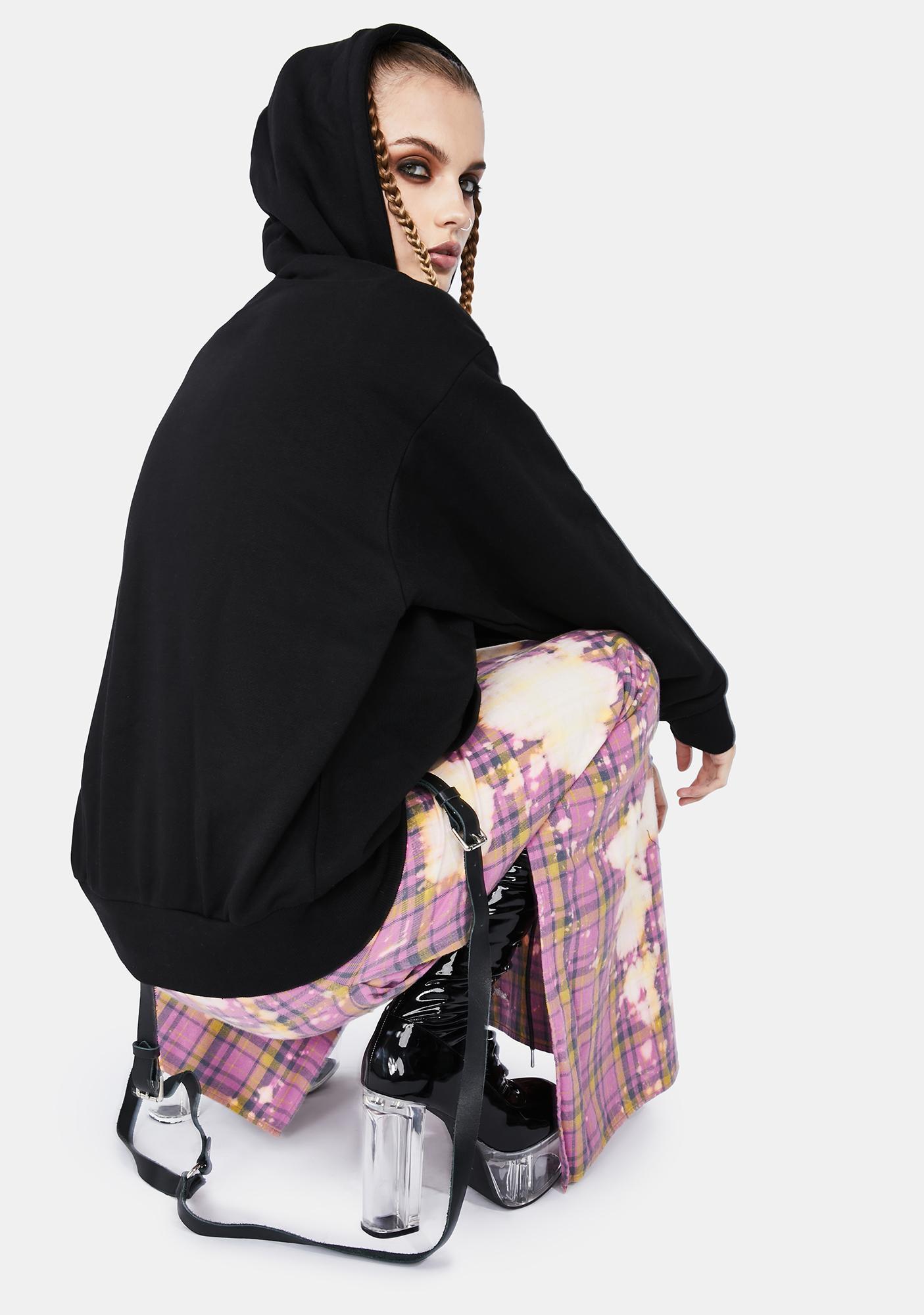 x-Girl X Hysteric Glamour Hoodie Sweatshirt