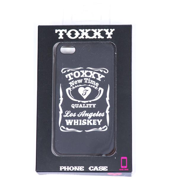 Whiskey iPhone Case