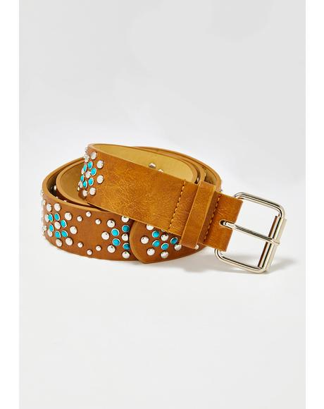 Grand Canyon Studded Belt