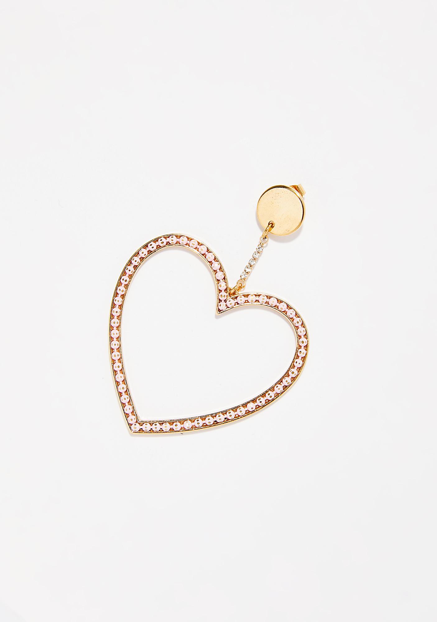 First Love Drop Earrings