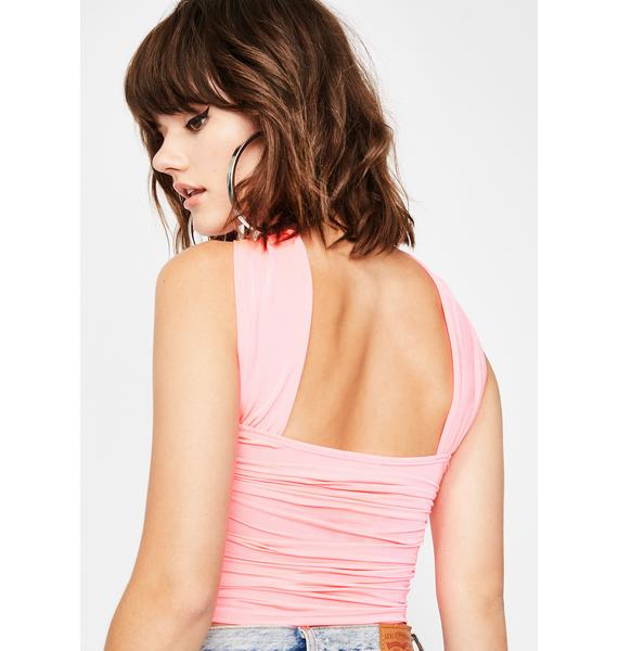 Candy Sassy Sensation Tube Top