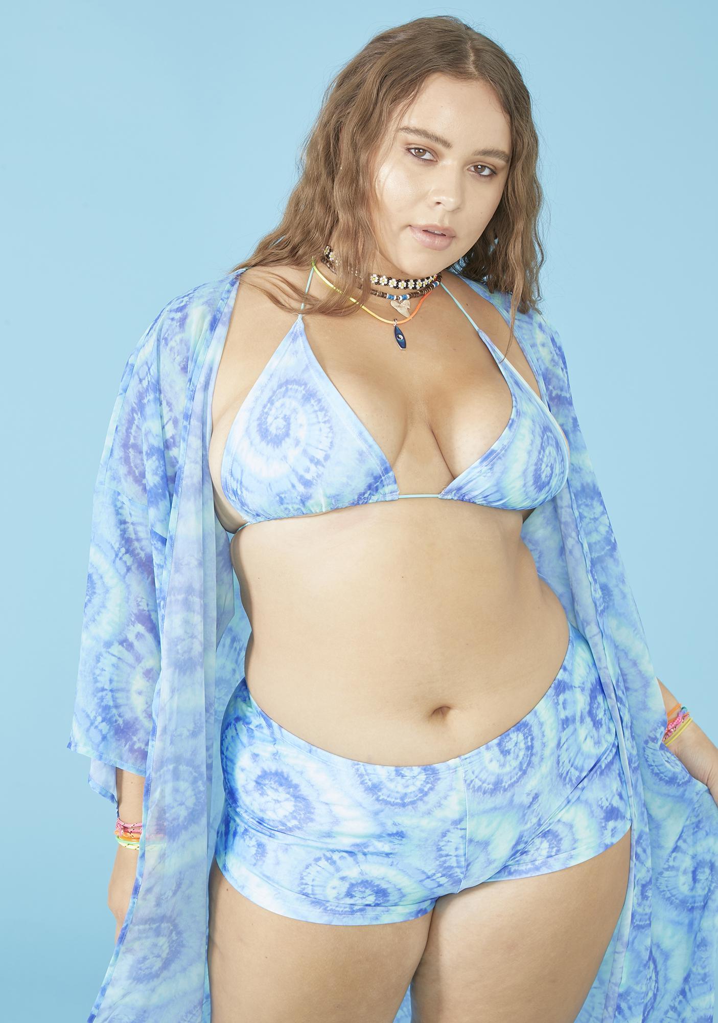 dELiA*s by Dolls Kill Always Chasin' Mavericks Swim Set