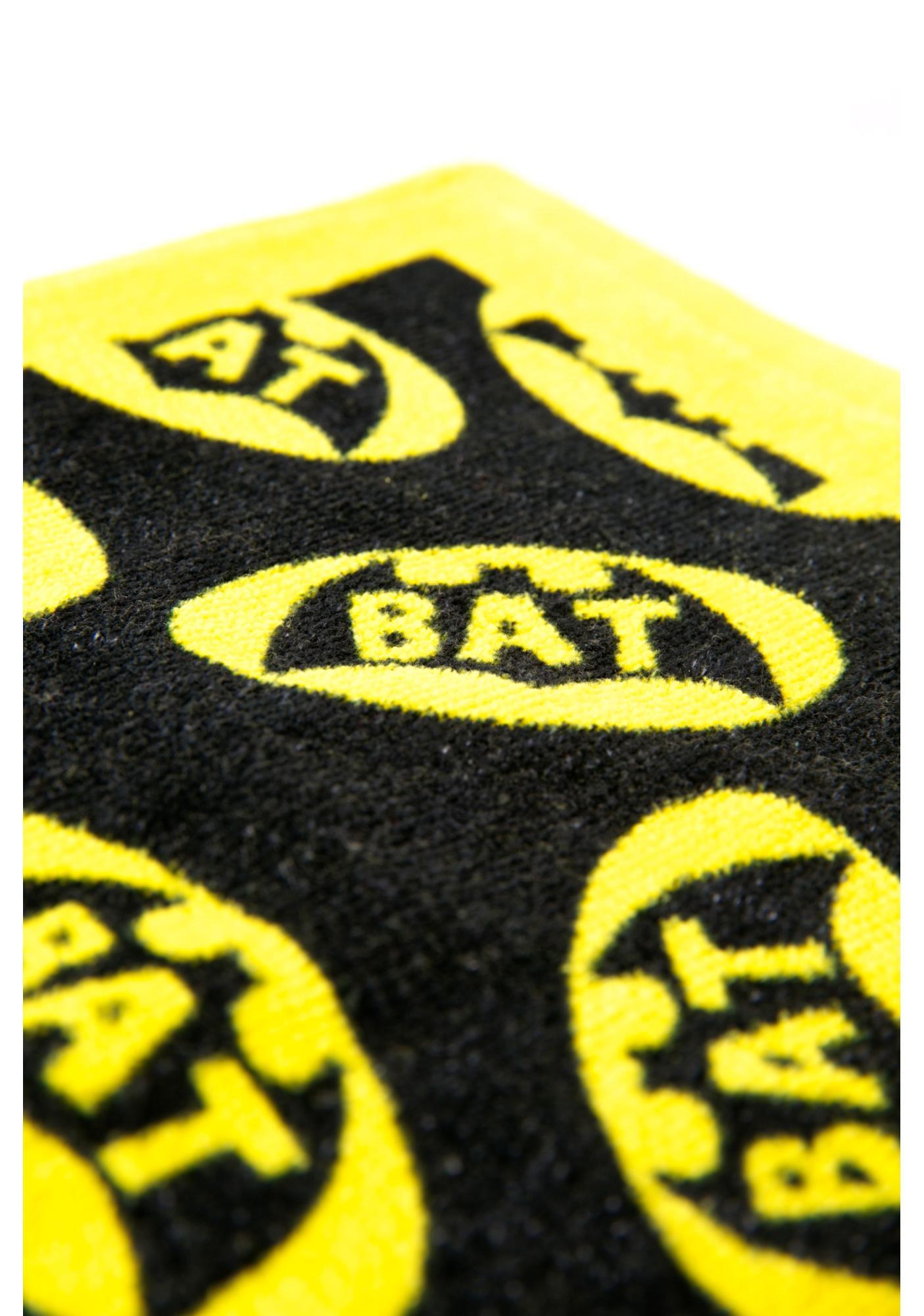 Bat Signal Wash Cloth