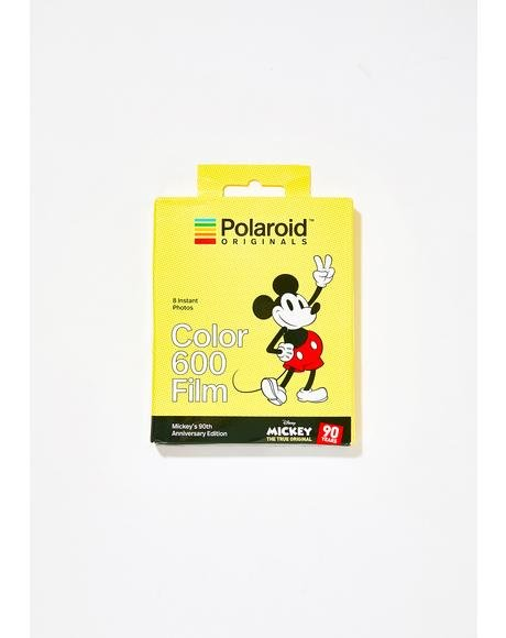 Mickey 600 Color Film
