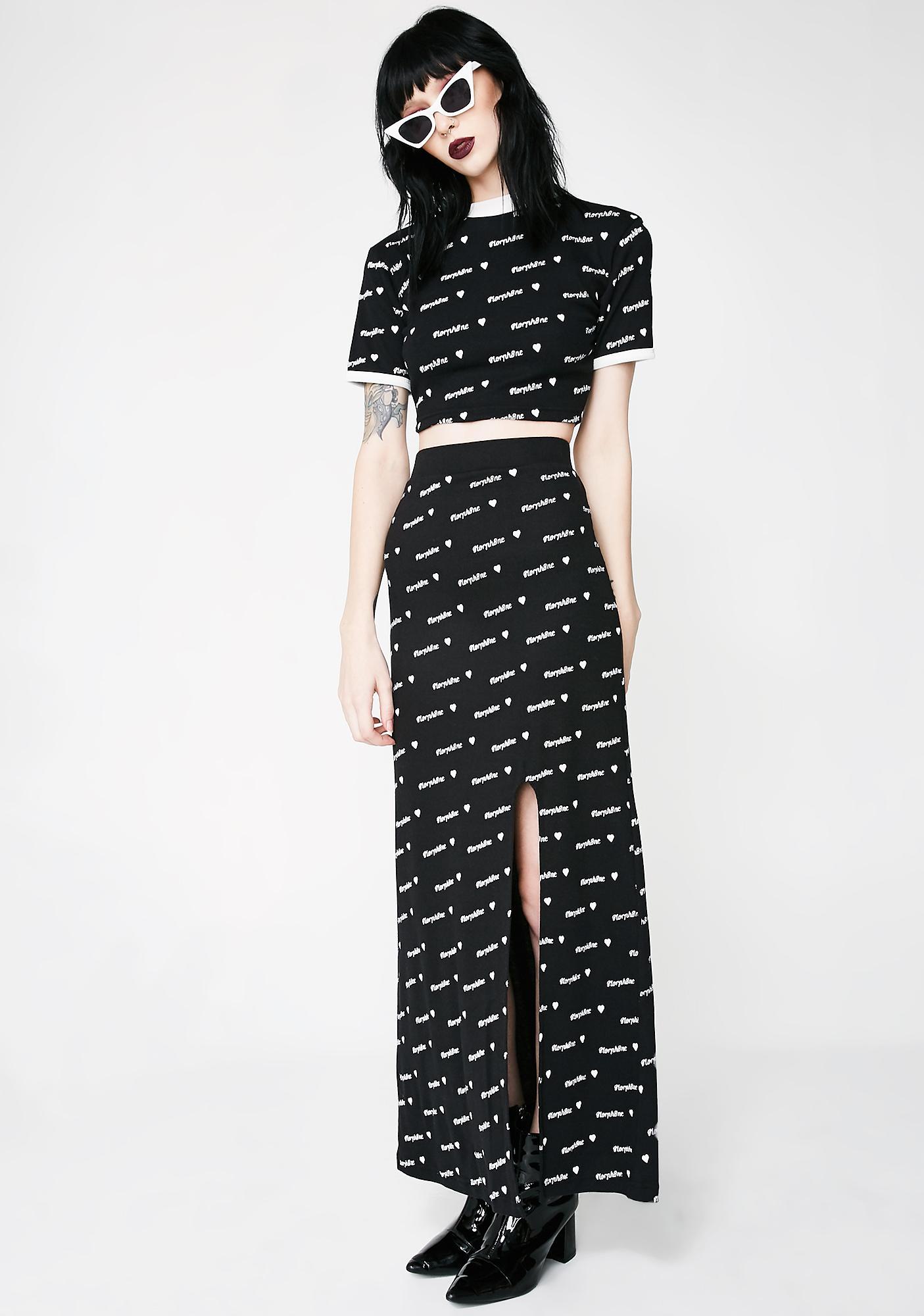 Morph8ne Devotee Maxi Skirt