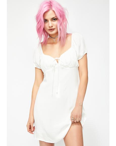 Romantically Involved Mini Dress