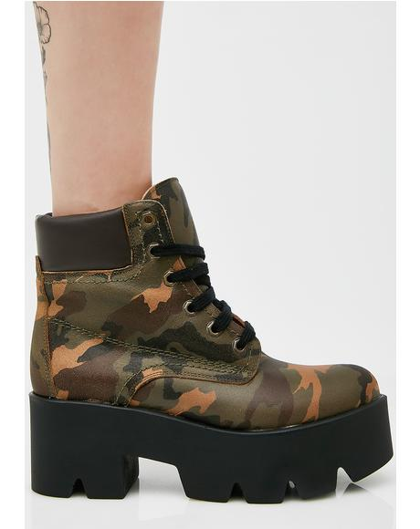 Terrence Platform Boots