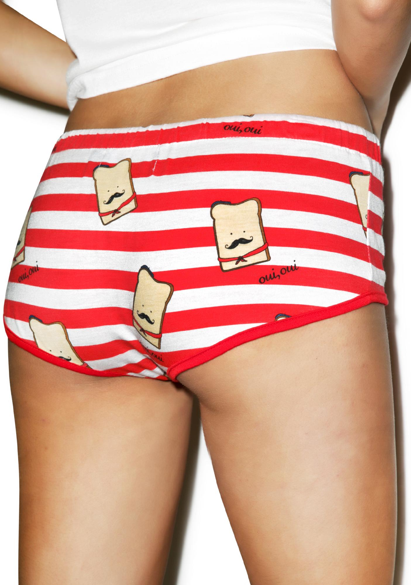 Mink Pink French Toastie Shorts