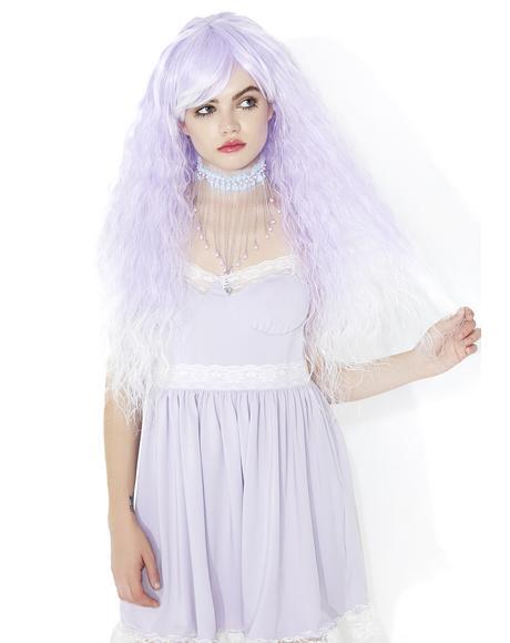 Viola Pastel Ombre Wig
