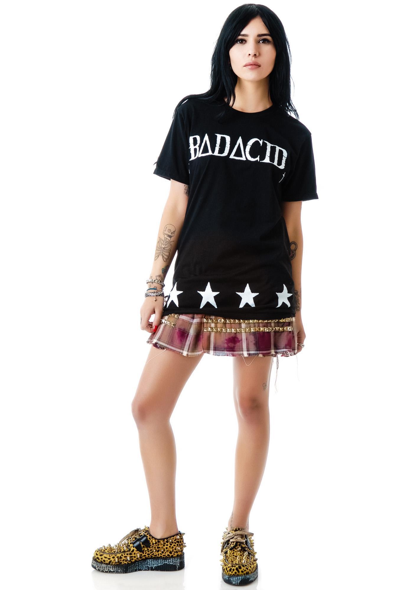 Bad Acid BA Cult Shirt