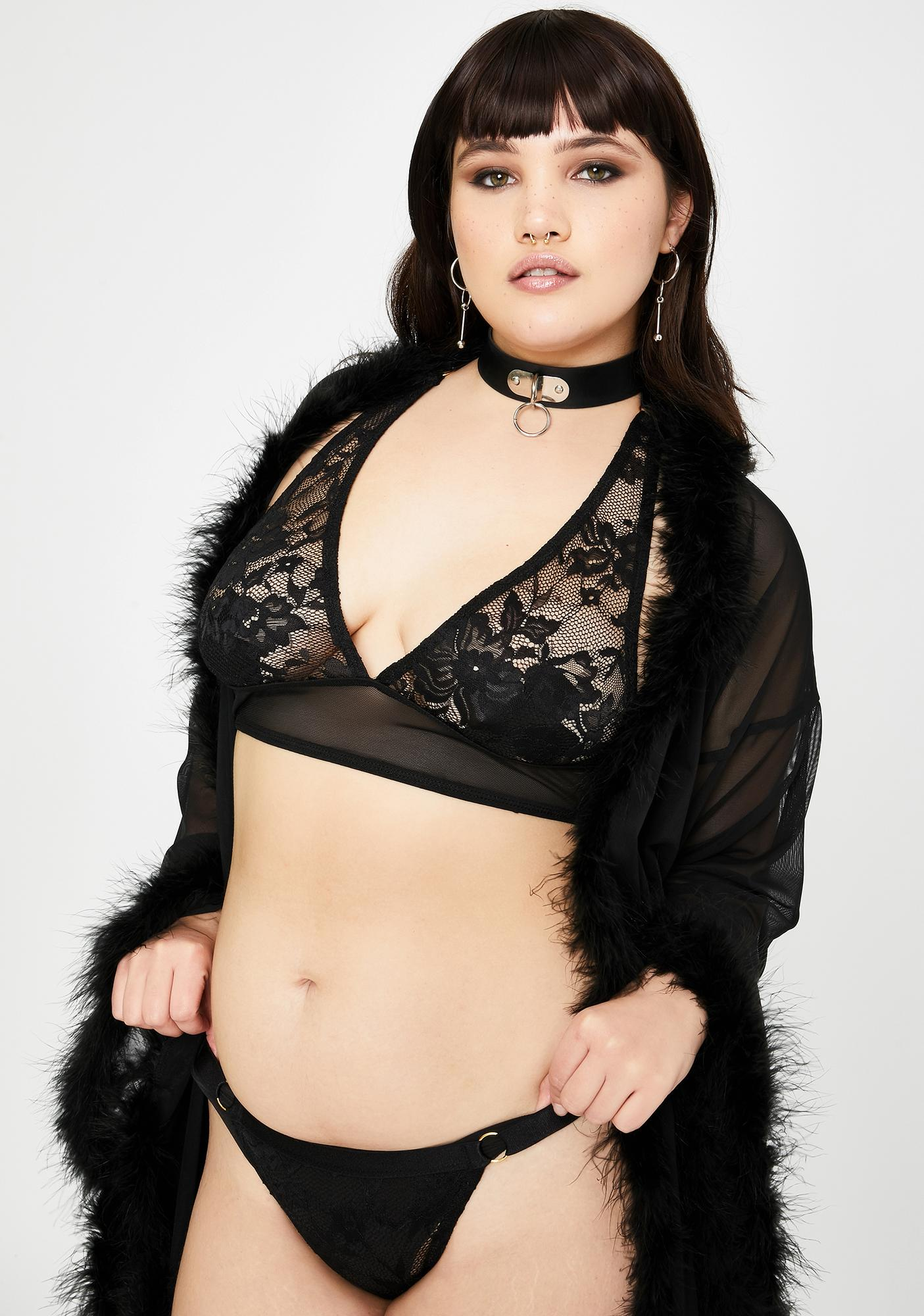Her Righteous Lust Lace Set