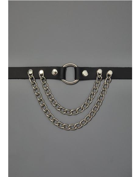 Love Em' Never Chain Choker