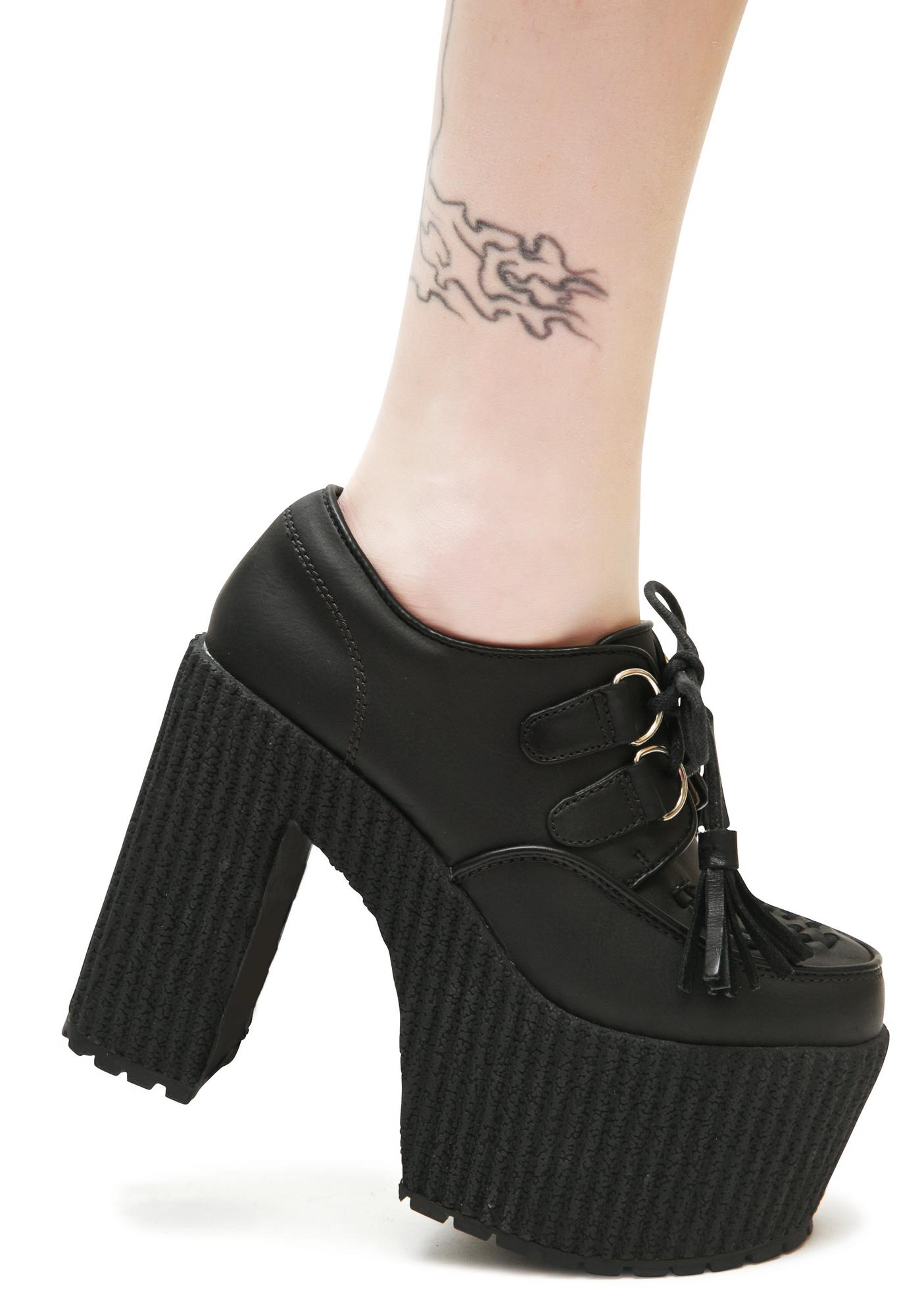 Current Mood Creep Queen Platforms