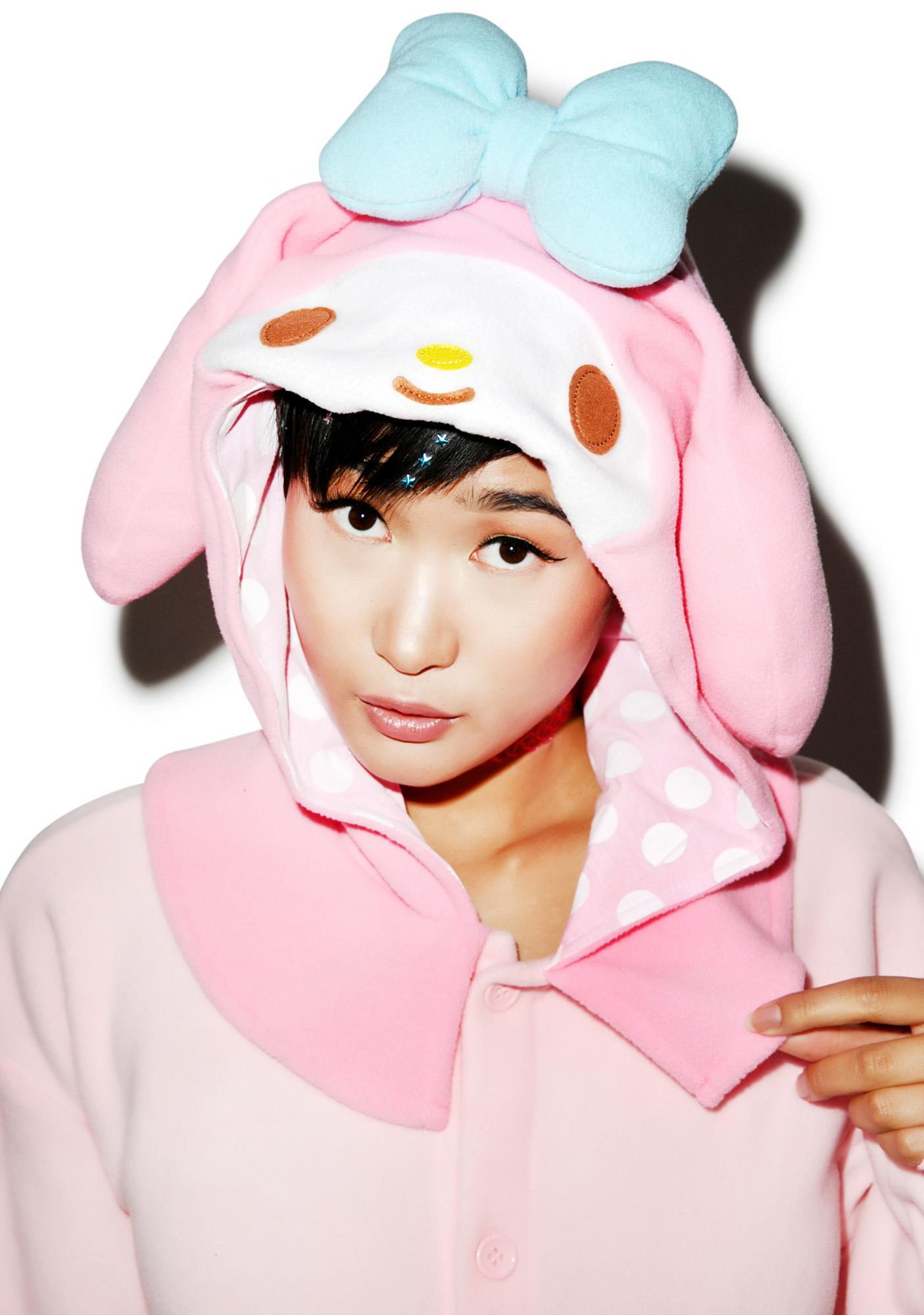 Sazac My Melody Kigurumi
