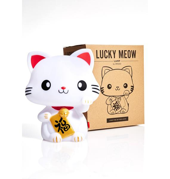 Smoko Lucky Meow Mood Lamp