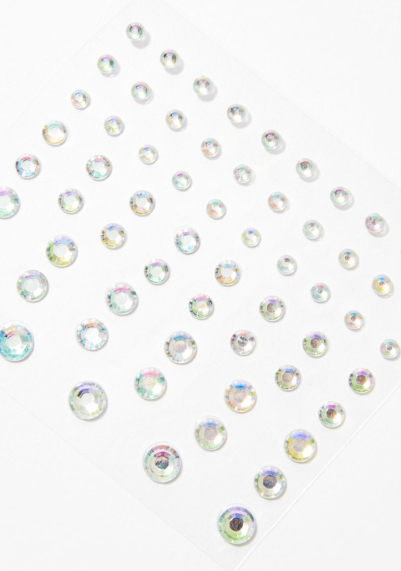 Crown Jewel Face Gems